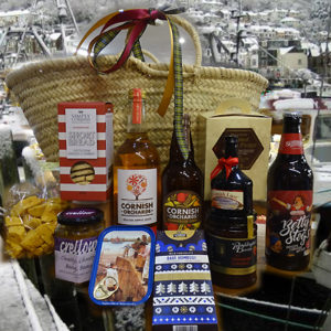Cornish Luxury Hampers Includes Carriage